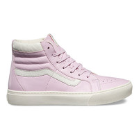 Leather Sk8-Hi Cup | Shop at Vans