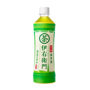 Suntory Stone Ground Green Tea Iyemon, 17.7 fl oz (525 mL)