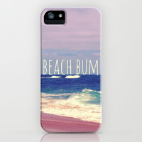 Beach Bum iPhone & iPod Case by Josrick