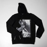 Givenchy black Bambi Hooded sweater Givenchy Bambi Round neck sweater