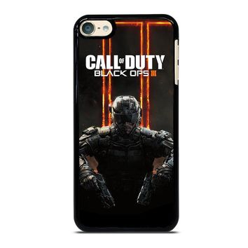 CALL OF DUTY BLACK OPS 3 iPod Touch 6 Case Cover