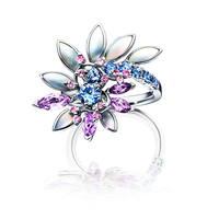 TASAKI Official website wisteria Ring wisteria Ring