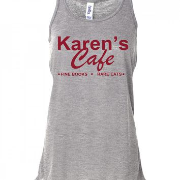 Karen's Cafe One Tree Hill Tank Top