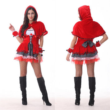 Cosplay Anime Cosplay Apparel Holloween Costume [9220652868]