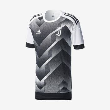 Juventus Home Prematch Shirt