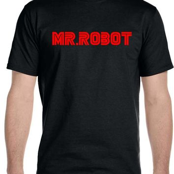 MR. ROBOT MEN TEE