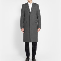 Alexander McQueen - Wool Overcoat | MR PORTER