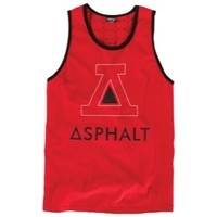 Asphalt Yacht Club Icon Tank Top - Men's at CCS