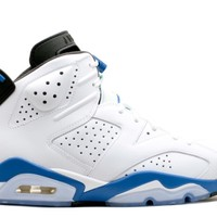 "AIR JORDAN 6 RETRO ""SPORTS BLUE"""