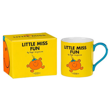 little Miss Fun Mug From Wild and Wolf