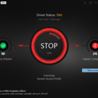 IObit Driver Booster Pro 4.4.0 Crack + Serial Key 2017 Download