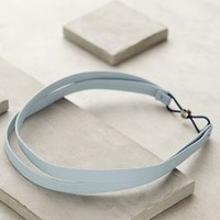 Leather Couplet Headband by Anthropologie