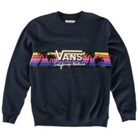Vans Cali Native II Crew Sweatshirt - Men's at CCS