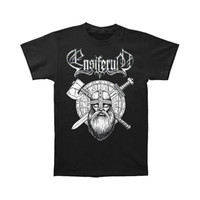 Ensiferum Men's  Sword & Axe T-shirt Black
