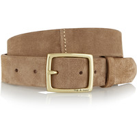 Rag & bone - Boyfriend suede belt