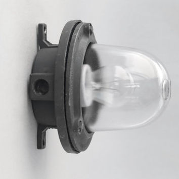 Industrial Wall Lamp  /  Explosion Proof Sconce Pendant Light Lighting - Made in Romania - 60s 70s