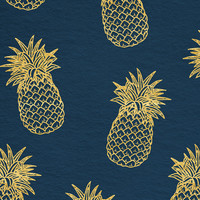 Pineapples Simplicity Planner