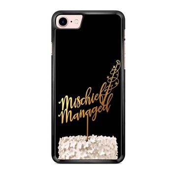 Mischief Managed Harry Potter iPhone 7 Case