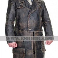 Defiance Grant Bowler Leather Jacket and Coat | Defiance Grant Bowler Jacket