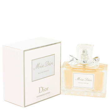 Miss Dior (Miss Dior Cherie) by Christian Dior, Eau De Parfum Spray (New Packaging) 1.7 oz