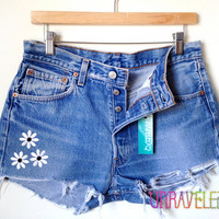 High Waisted Shorts (MEDIUM) // 2021