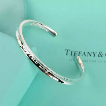 Tiffany & Co. Sterling Silver Bracelet Narrow version