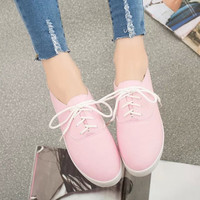 Women Canvas Shoes Sneakers On Sale [6439533505]