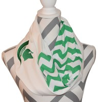 Michigan State Spartans Scarf