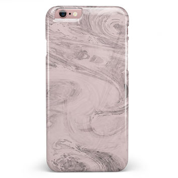 Slate Marble Surface V19 iPhone 6/6s or 6/6s Plus INK-Fuzed Case