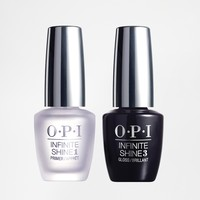 OPI Infinite Shine Collection Primer Base & Gloss Top Coat Duo Pack SAVE 28%