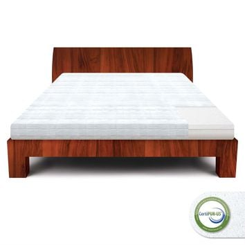 California King size 8-inch Thick Memory Foam Mattress - 25-year Warranty