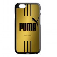 Puma Gold For iphone 6 case