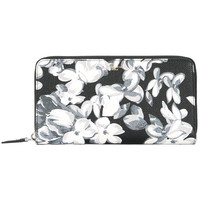 Givenchy Floral Zipped Wallet - Farfetch