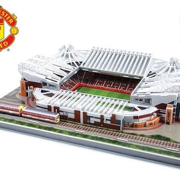 Manchester united old trafford 3d puzzle