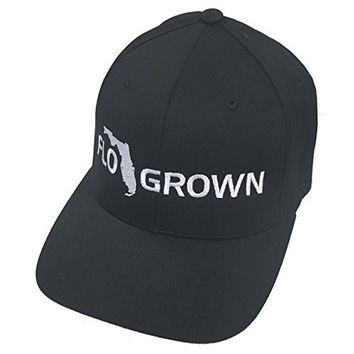 Black Flogrown Hat