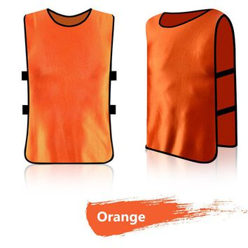 Sleeveless Men Kids Soccer Jerseys Football Basketball jersey Ou bf14c4e95