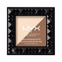 NYX Cheek Contour Duo Palette - Double Date - #CHCD02