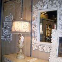 Baroque French Mirror