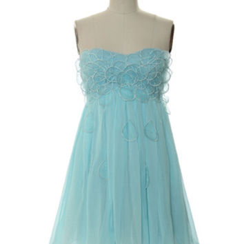 Skies are Blue Dress
