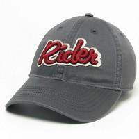 Rider University Bookstore - Legacy Relaxed Twill Adjustable Hat