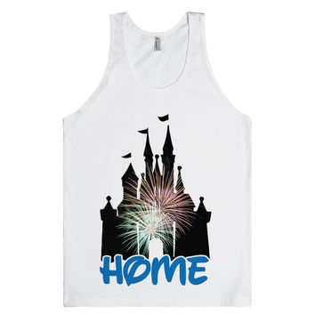 Disney World Means Home