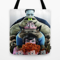 HOTEL TRANSYLVANIA 2 Tote Bag by Acus