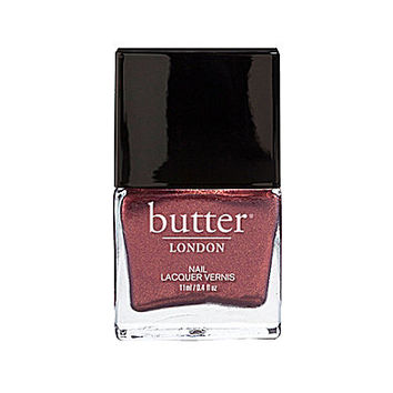 butter LONDON Shag Nail Lacquer - Shag - Rust Metallic