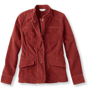 Women's Kennebec Cargo Jacket, Corduroy