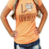 I heart Cowboys- Ali Dee Collection