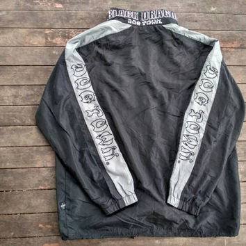 Dog Town Black Dragon Dog Town windbreaker Big Logo vintage Sports wear