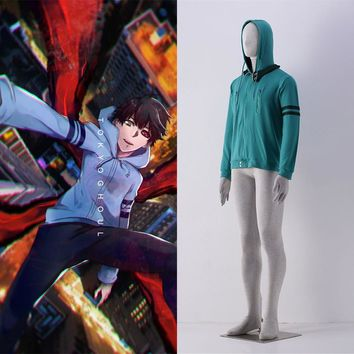 AthemisTokyo Ghoul kaneki ken cosplay Coat Jacket anime Cosplay Costume custom made any size