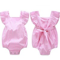 Baby rompers infant girl Newborn baby clothes