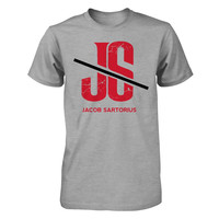 Jacob Sartorius Gray T-Shirt