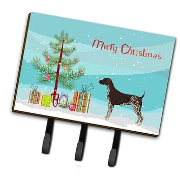 German Shorthaired Pointer Christmas Tree Leash or Key Holder CK3541TH68